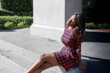 Humans of USC shoot; shot by Ali Main!
