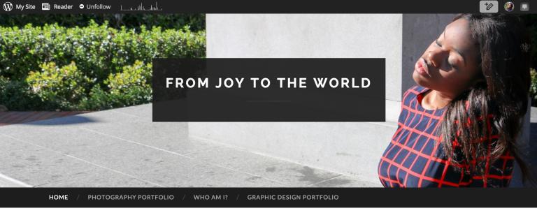 My New Homepage!