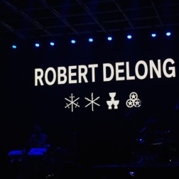 Robert DeLong rocked the house!